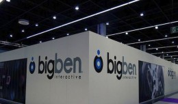 big ben interactive stand logo