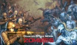 counter strike nexon zombies sortie logo