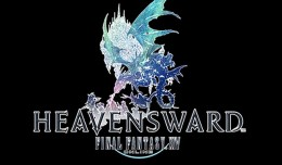 heavensward final fantasy xiv online dlc logo
