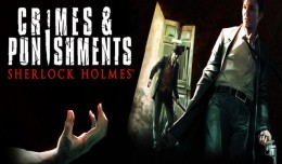 sherlock holmes crimes & punishments review logo