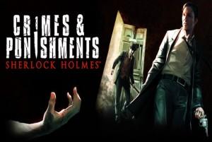 sherlock holmes crimes & punishments review logo