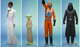 star wars les sims 4
