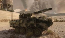 stryker armored warfare logo