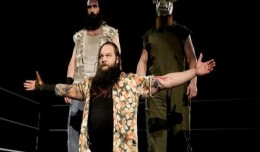 wyatt family wwe 2k15