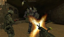 Counter Strike Nexon Zombies Dust
