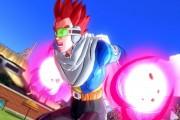 Dragon Ball Xenoverse New Screens Logo