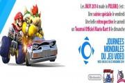 Mario Kart JMJV PXL BBQ bannière