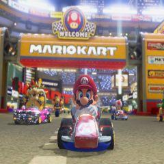 Tournoi Mario Kart 8 par PXLBBQ