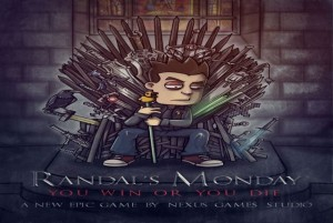 Randals Monday Review Logo