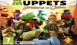 The Muppets Aventures au Cinema ps vita logo
