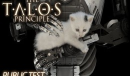 The Talos Principle Test Public Logo