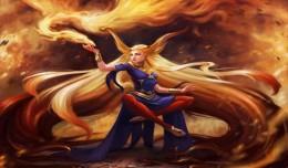 arcane supergirl infinite crisis screen 1