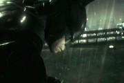 batman arkham knight gameplay trailer logo