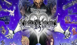 kingdom heart hd 2.5 remix logo