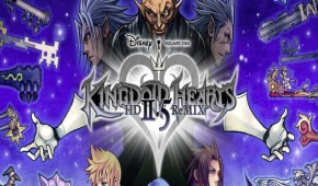 kingdom heart hd 2.5 remix logo