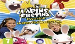 les lapins crétins invasion logo ps4