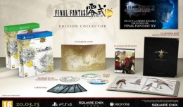 Final Fantasy Type 0 HD Collector
