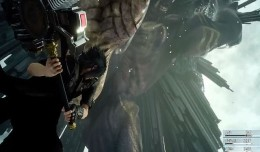 Final Fantasy XV Graphics Trailer Screen 1