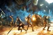 Les combats sont ultra-dynamiques et largement inspirés de la saga Kingdom Hearts