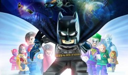 Lego Batman 3 Review Logo