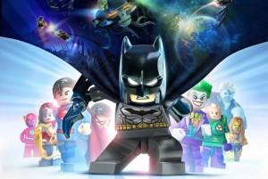 Lego Batman 3 Review Logo