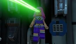 Lego Batman 3 Starfire Logo