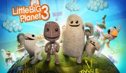 Little Big Planet 3 review logo
