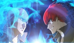 Persona 4 Arena Ultimax Review Graphics