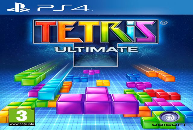 Tetris Ultimate PS4 logo