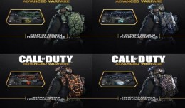 call of duty advanced warfare pack personnalisation 1