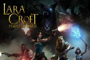 lara croft temple of osiris cover logo