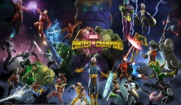 marvel tournoi des champions screen logo