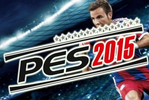 pes 2015 review logo