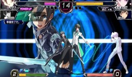 Dengeki Bunko Fighting Climax Screen 3