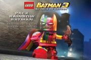 Lego batman 3 rainbow pack logo