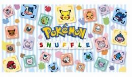 Pokemon Shuffle Artworks