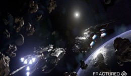 fractured space logo update