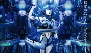 ghost in the shell new movie