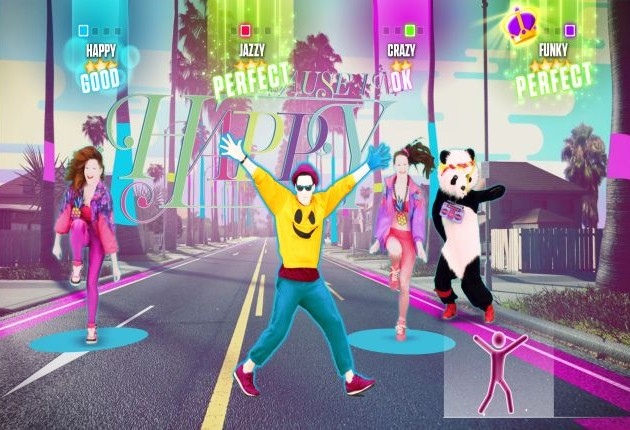 just dance 2015 review logo