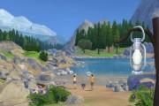 les sims 4 destination nature screen 1