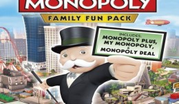 monopoly family fun pack review logo