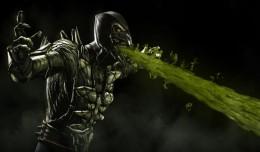 reptile mortal kombat x logo