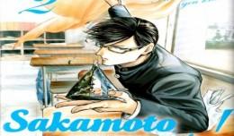 sakamoto pour vous servir tome 2 logo