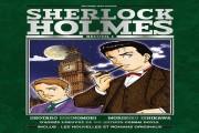 sherlock holmes isan manga screen logo