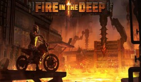 trials fusion fire in the deep logo