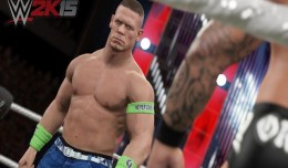 wwe 2k15 playstation 4 review logo