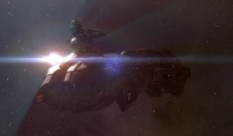 Eve online Tiamat Screen 2