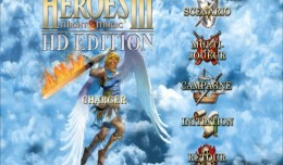 Heroes of Might & Magic III HD Edition Review Logo
