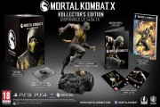 Mortal Kombat X Kollector's Edition Scorpio