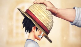 One Piece Pirate Warriors 3 New Screen logo